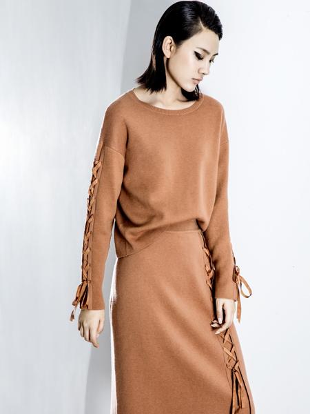 ECA女装18针织裙