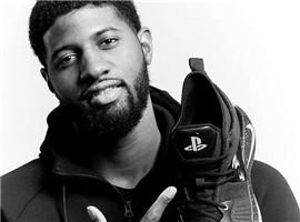 Nike或将与PlayStation联名推出PG 鞋款