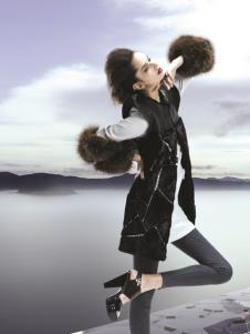 香港毛皮业新款产品