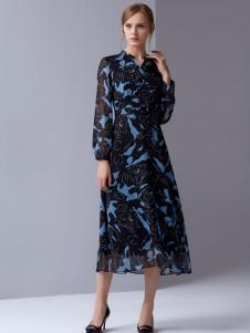 JANE STORY长款连衣裙