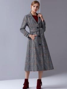JANE STORY经典故事女士大衣