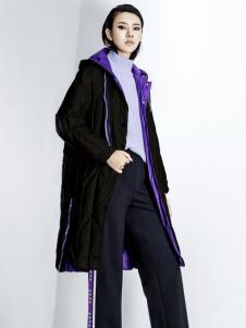 ECA女装18羽绒服