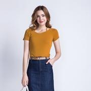淑女日记黄色衣服的时尚搭配,带你时髦一下