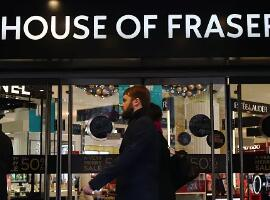 千百度发布盈利预警,放弃收购英国百货 House of Fraser