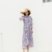 刘刘墨连衣裙带来夏日清凉