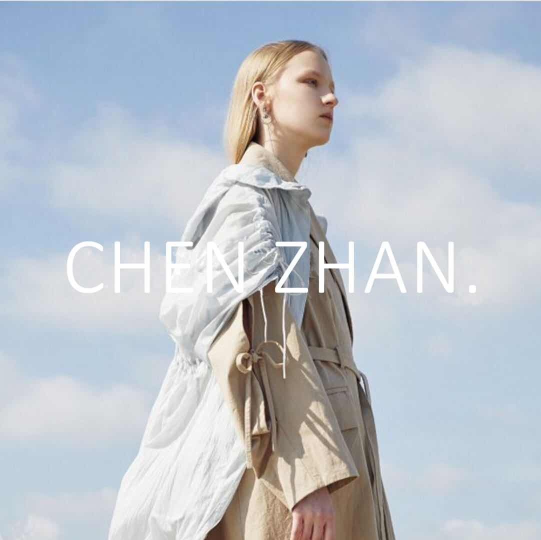 CHENZHAN尘辗女装原创设计师品牌招商中