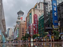 上海南京东路正在试图重新找回曾经的商业地位