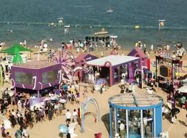 天猫国际举办88全球进口狂欢音乐节 预演进博会