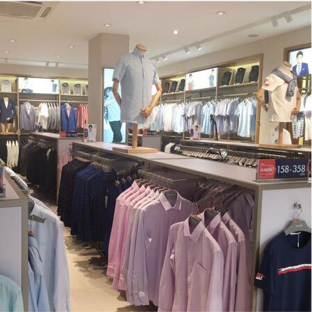 恭喜罗蒙新零售河南省卫辉市店开业
