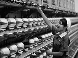 2018年上半年纺织行业景气稳中有升 内外销售稳定增长