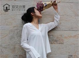 热烈祝贺中国服装网协助河南朱夫人成功签约森女小屋