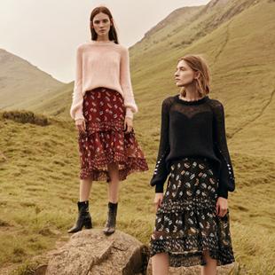 季候风女装全国加盟多店连锁,市场名气高!