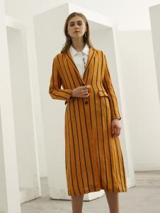 欧米媞女装新款秋冬中长款大款羽绒服保暖外套潮