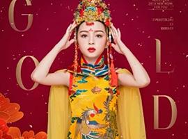 广东时装周丨爱丽斯.陈|旗旗衣语·胡文伟:秀出新风采,引爆新潮流