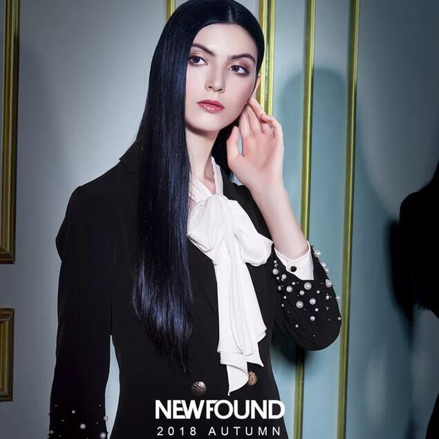 NEWFOUND纽方丨 2018 秋季新品「黑白经典」