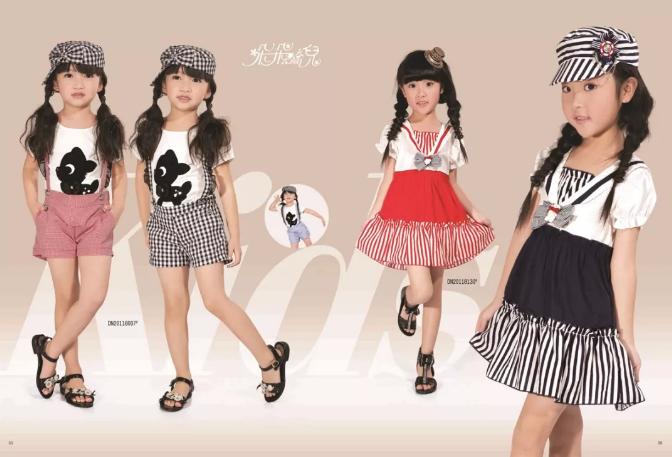 广东时装周丨朵朵娇儿·倪进方:向往着贴近自然,向往纯洁、自由美好的童年时代