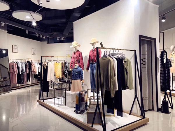 CSSPRING村上春专卖店品牌旗舰店店面