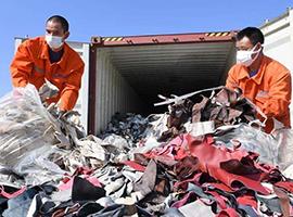 违反法规走私近1300吨旧服装 台湾6人被福建省判刑