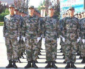 學生軍訓服一手貨源,昆明文三貿易有限公司