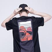 久久厘米简单T恤创造高雅时尚之品位