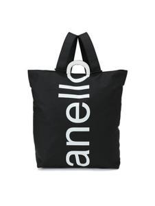 anello黑色手提包
