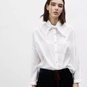 女性日记时尚衬衫带领我们开启衬衫新风尚