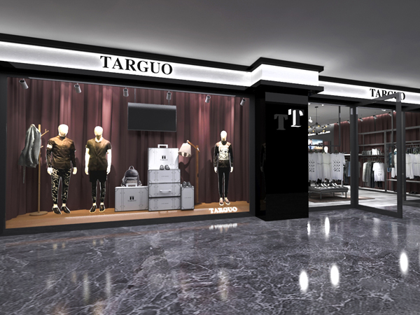 TARGUO它钴男装品牌店品牌旗舰店店面