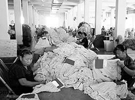 逾亿吨废旧纺织品待新生 千亿元级市场潜力如何撬动?