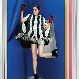 香港毛皮業協會特供國內高端及時尚毛皮產品