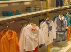 童装行业市场扩张迅速 本土童装品牌竞争优势突出