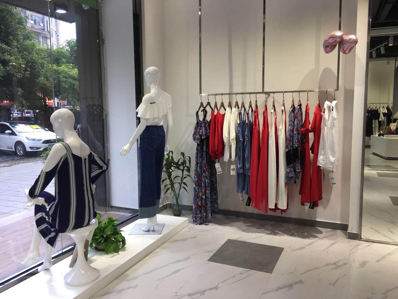 NSYC快时尚女装品牌旗舰店店面