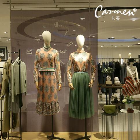 卡蔓女装是什么档次,女装首选品牌,圆您创业之梦!