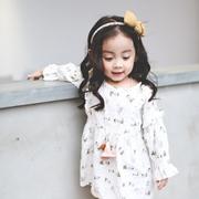 班米熊女童可爱装扮陪伴孩子健康成长