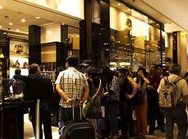 中国消费者需求旺盛 欧洲奢侈品牌业绩飘红