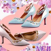 选择迪欧摩尼女鞋的理由:始于颜值,陷于品质,忠于品牌
