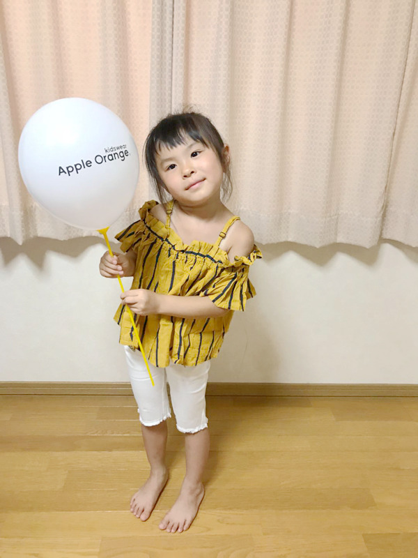 Apple Orange Ins风潮童装