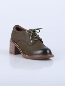 迪欧摩尼18英伦复古女鞋