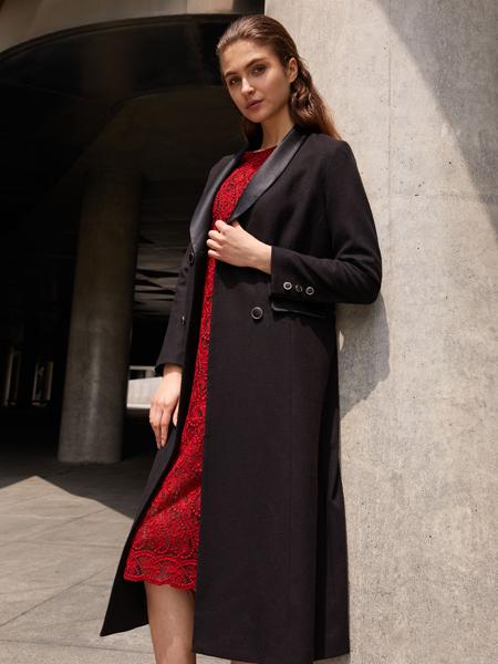 2018迪奥女装黑色时髦外套