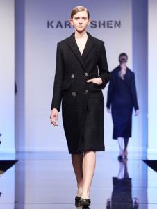 KAREN SHEN大衣图片