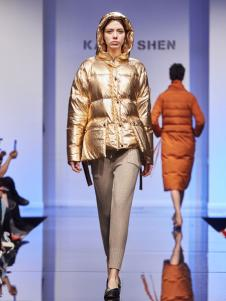 KAREN SHEN羽绒服样品