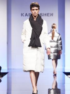 KAREN SHEN羽绒服