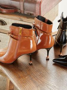 2018迪欧摩尼新款时装女鞋