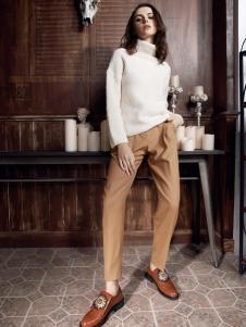 2018迪歐摩尼復古時尚女鞋