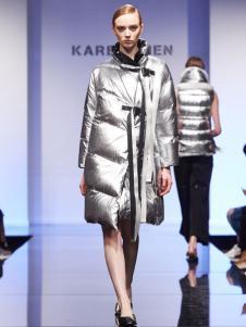 KAREN SHEN冬装羽绒服