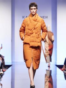 上海KAREN SHEN羽绒服