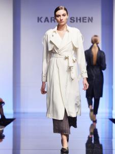 KAREN SHEN风衣