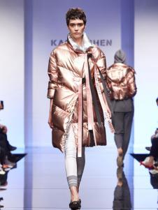 KAREN SHEN新款羽绒服