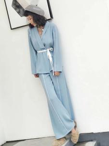 2018艾米秋新款时尚套装