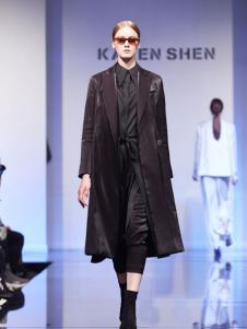 KAREN SHEN女士大衣