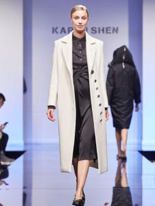 KAREN SHEN新款大衣